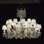perfect glass drop chandeliers